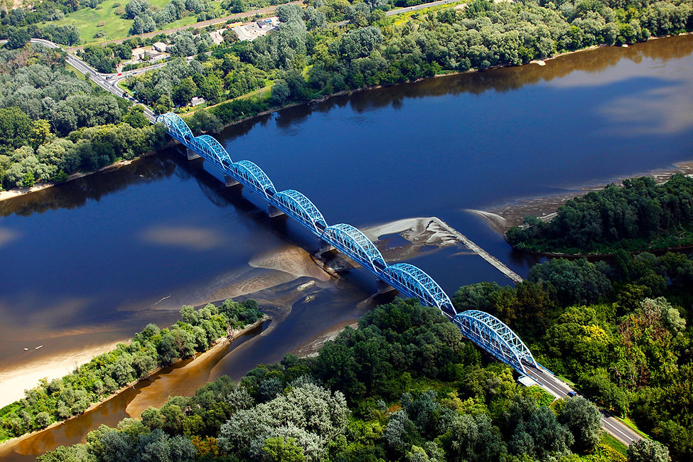 Wisla bridge/poland
