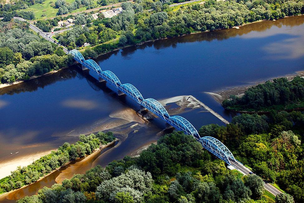 Wisla bridge/poland