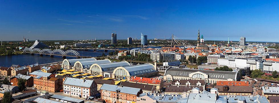 Riga/ hanse city/ Latvia