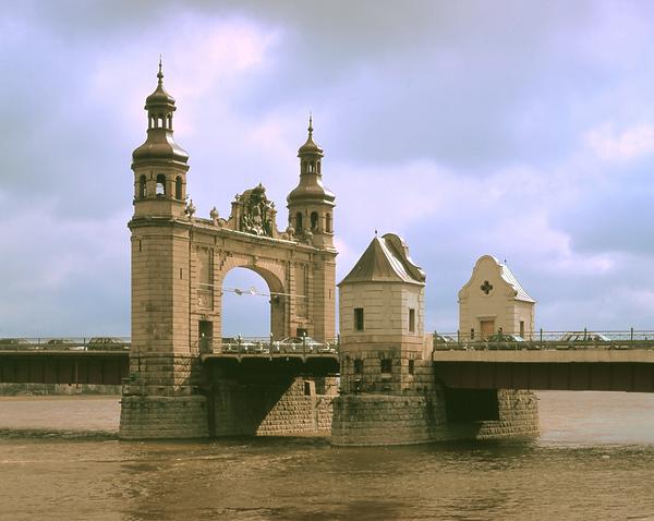 Königin-Luise-Brücke/tilsit/sovetsk