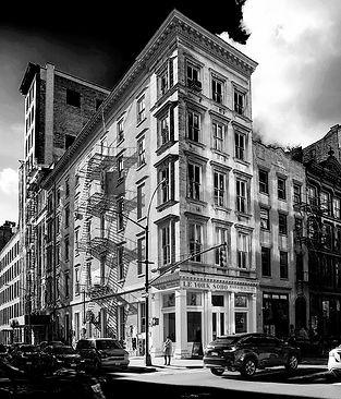 Broom St. and Crosby / NY