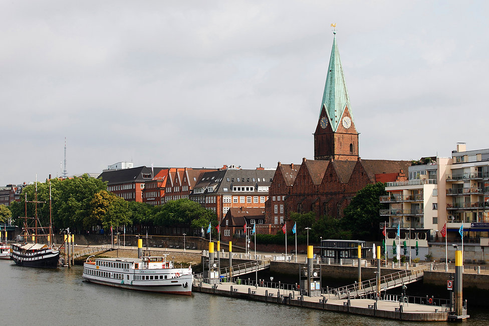 Bremen Hanse city/germany