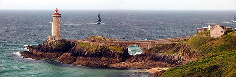 Le phare de Petit Minou/ Bretagne