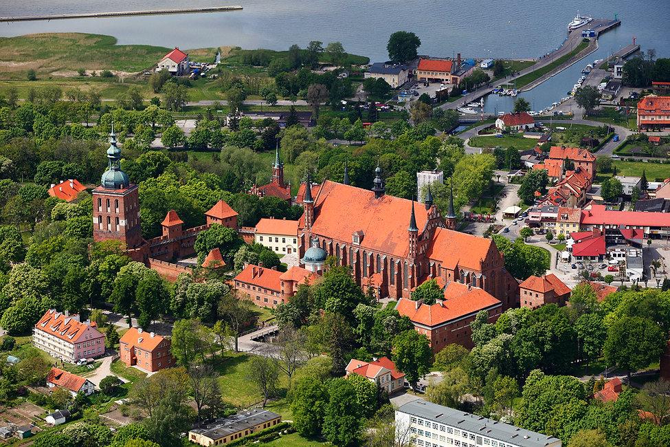 Frombork | Gdansk bay