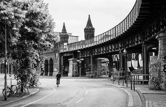 Oberbaumbrücke/berlin