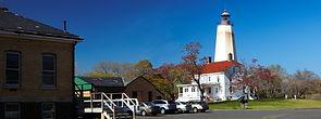 Lighthouses NY/ NJ/  Sandy Hook