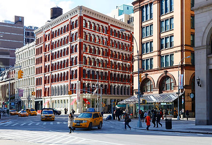 The Astor Place Building