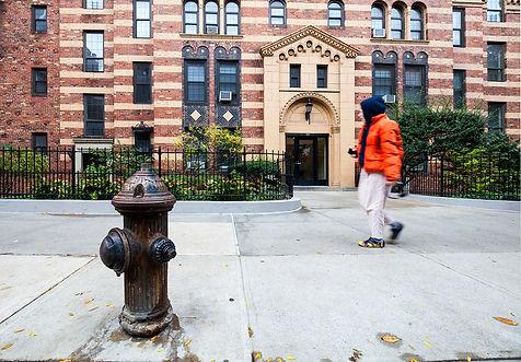 W 24 Street / NYC