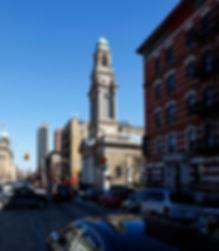 Fort Washington Heights. Presbyterian Church