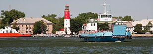 Lighthouses Baltiysk/ Russia