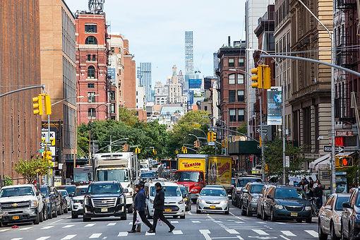 W.Broadway Street / NY