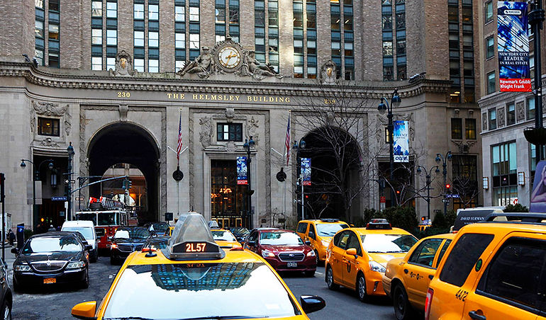 NY Grand Central  Helmsley Building