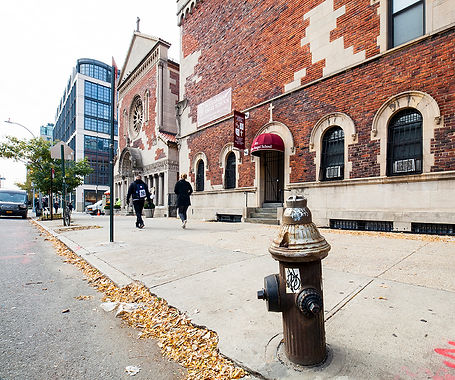 Guardian Angel Church / NYC