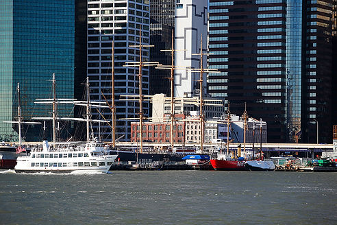 Lower Manhattan/New York