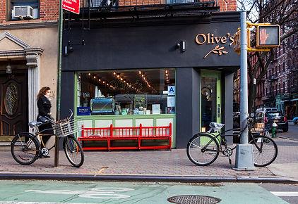 Sullivan St. and Prince St / NY