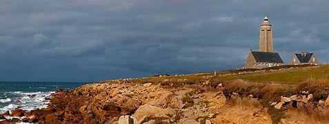 Le phare de cap Levi/  Basse-Normandie