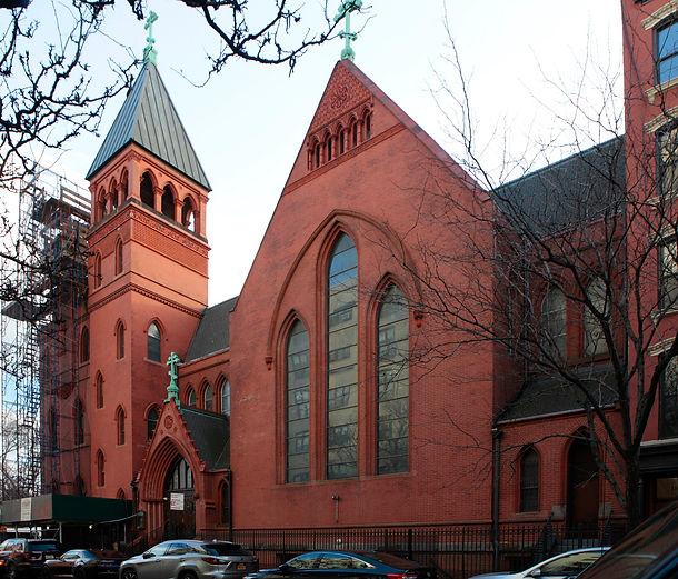 288 East 10th Street.St Nicholas Carpatho Church