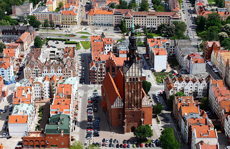 Hanse city elblag/poland