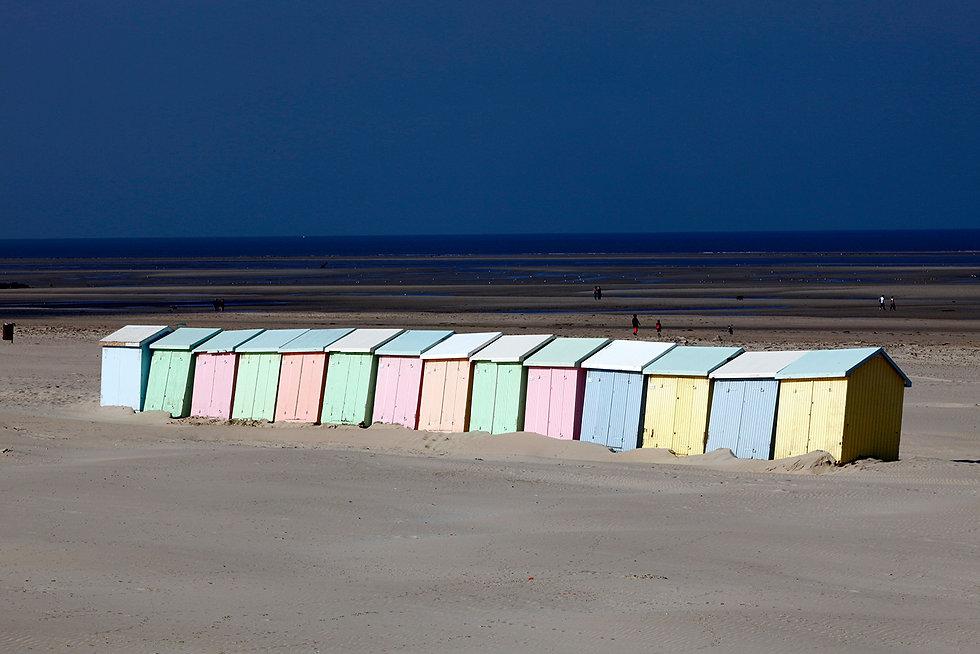 les plages de berck