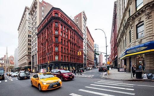 Broadway.Astor Place / NY