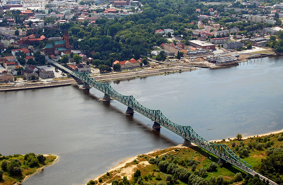 Most im. Edwarda Śmigłego-Rydza we Włocławku /1937