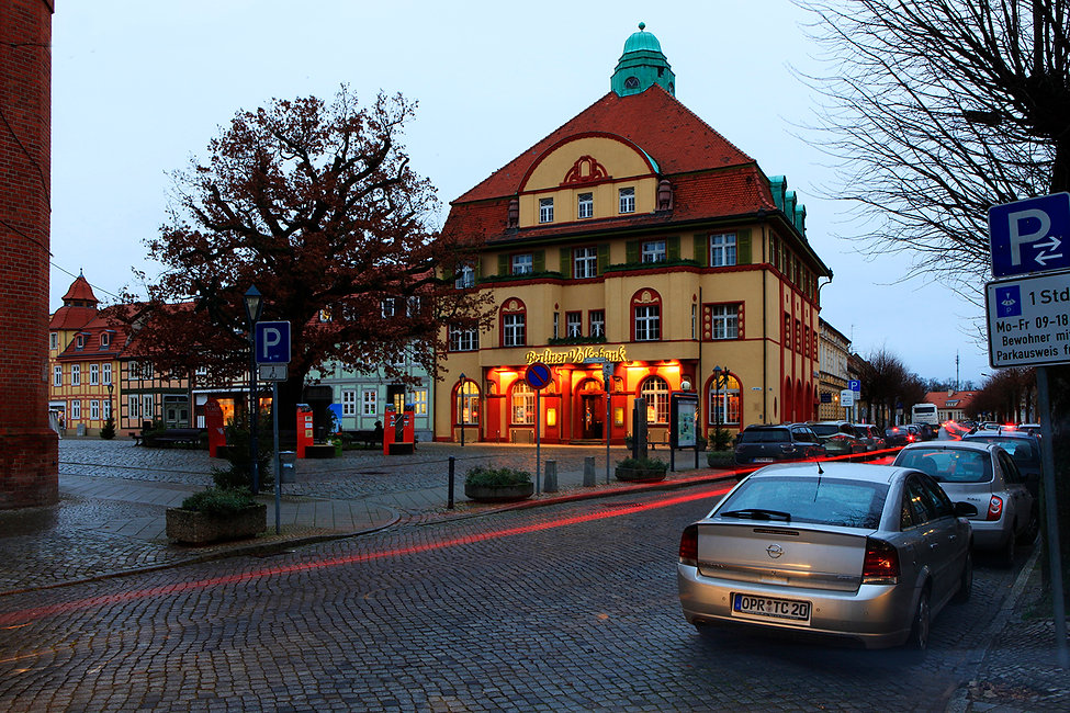 Kyritz/germany