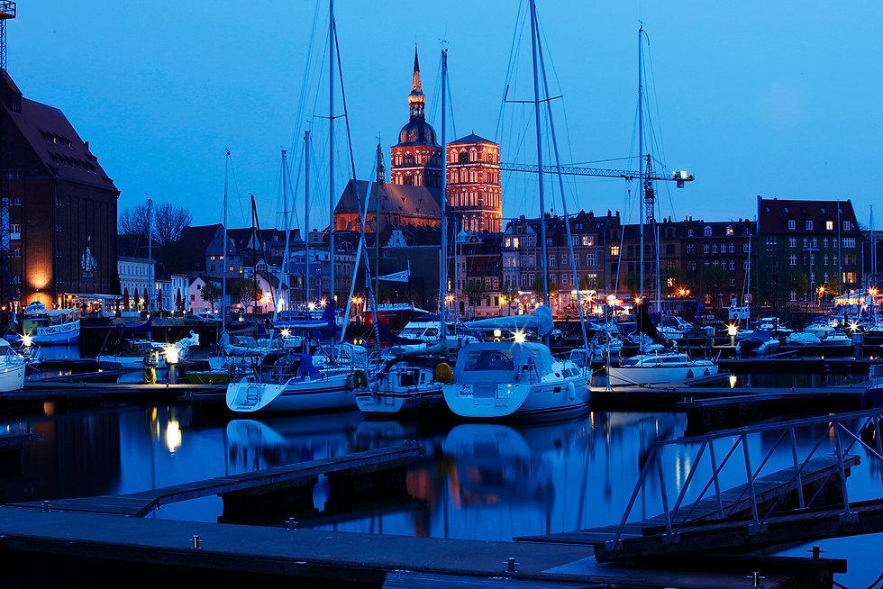 Stralsund.Rugen.Germany