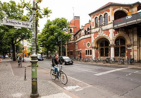 Berlin/ Hanse sity/germany