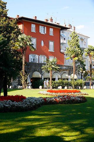 Opatija. Istrija.Croatia.