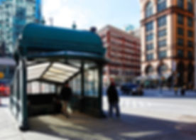 Station Subway Astor Plac Union