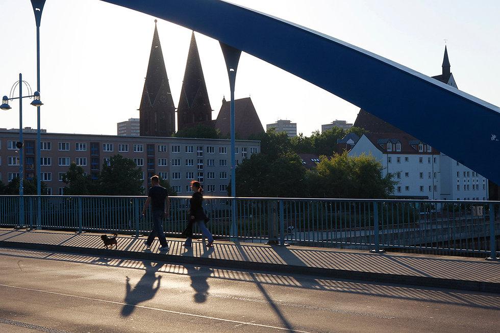 Oderbrücke Frankfurt (Oder)