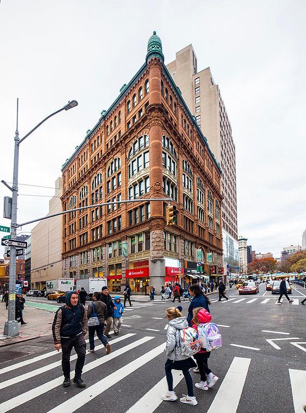 13 Street, Broadway / NY
