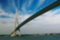Pont de Normadie 1995    Seine-MaritimeetCalvados Le HavreetHonfleur
