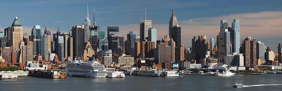 New York panoramas
