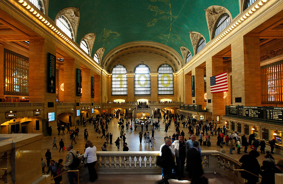 Grand Central 100 YEARS