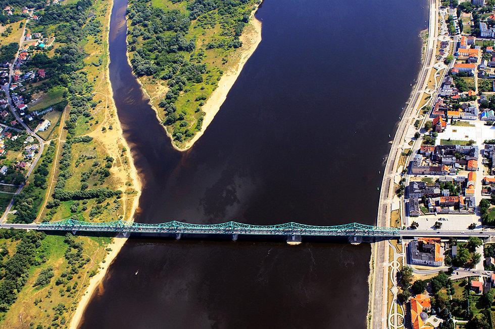 Most im. Edwarda Śmigłego-Rydza we Włocławku 1937