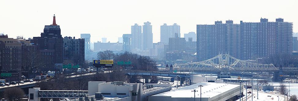 New York panoramas Harlem