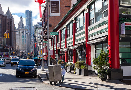 Centre Str. Howard Str.soho / manhattan / new york