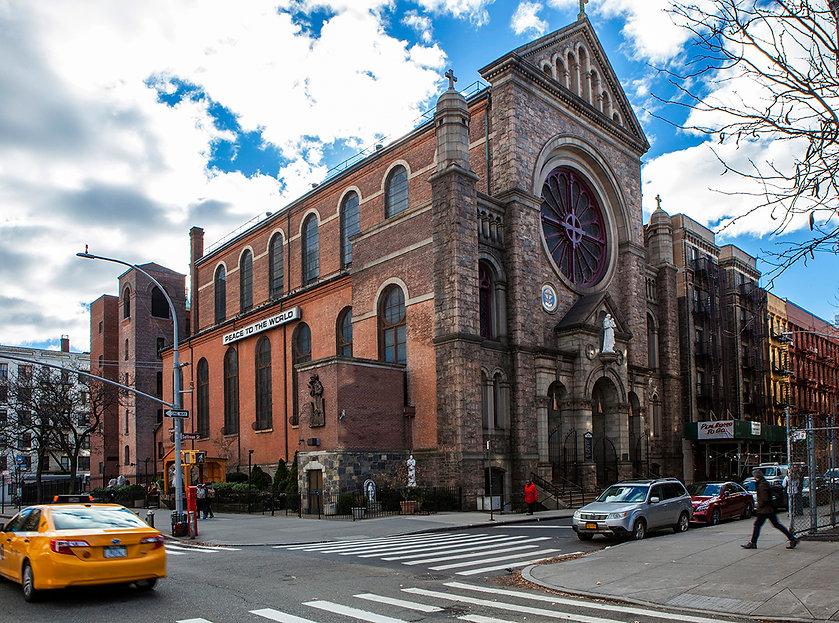 St. Antony of Padua Church / NY