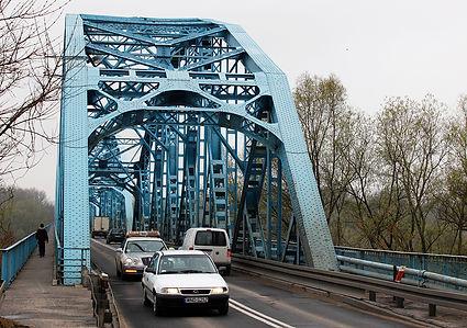 Most im. Józefa Piłsudskiego w Nowym Dworze Mazowieckim 1911