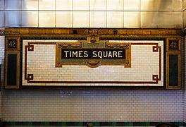 Times squaer/ NYC