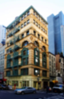 Lower Manhattan. New Yorkk