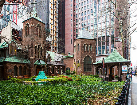 The Church of the Transfiguration. 1 E 29th St