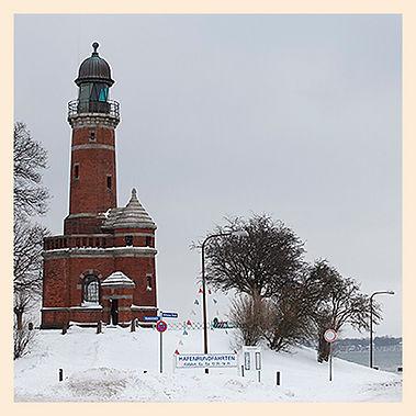 Leuchtturm Kiel-Holtenauer