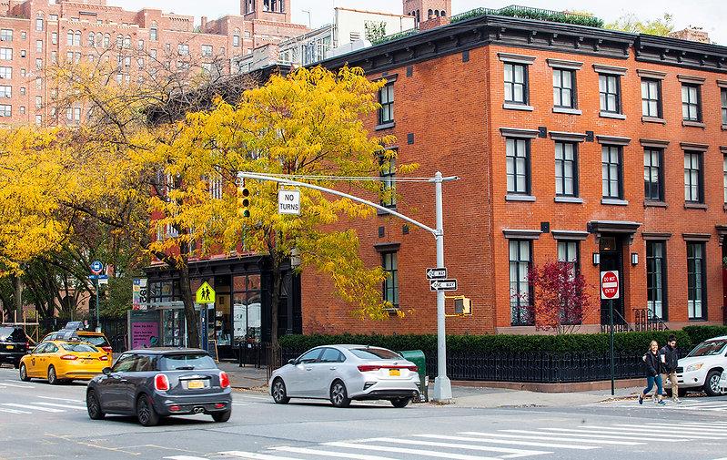 10 Avenue, West 21Street  chelsia  new york