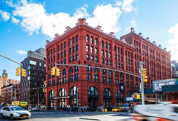 Puck Building. 1886-93/nyc