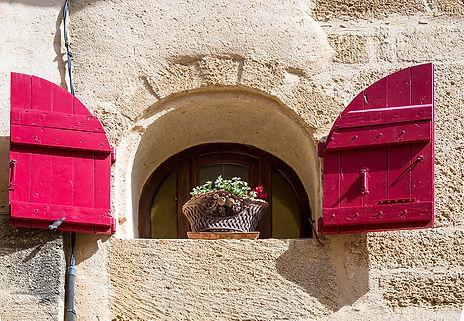 Castillon-du-Gard/france