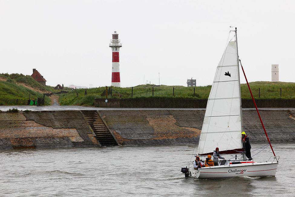 Nieuwpoort Lighthouse