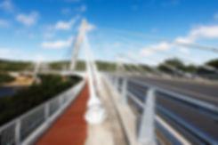 Pont de Terenez/france