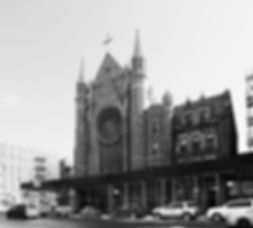 The Church of the Incarnation (Roman Catholic) 175th Street and St. Nicholas Avenue